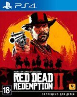 Игра Red Dead Redemption 2 (RDR 2) (PS4, русская версия)