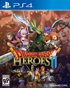 Игра Dragon Quest Heroes 2 (PS4)