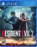 Игра Resident Evil 2 Remake (PS4, русская версия)