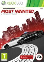 Игра Need for Speed: Most Wanted (XBOX 360)