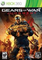 Игра Gears of War: Judgement (XBOX 360, русская версия)