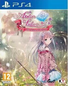 Игра Aterlier Lulua: The Scion of Arland (PS4)