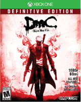 Игра Devil May Cry: Definitive Edition (DmC) (Xbox One, русская версия)