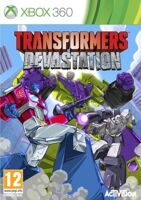 Игра Transformers: Devastation (XBOX 360)