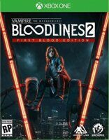 Игра Vampire The Masquerade Bloodlines 2 (XBOX One, русская версия)