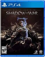 Игра Middle-earth: Shadow of War (PS4, русская версия)