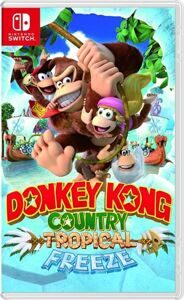 Игра Donkey Kong Country: Tropical Freeze (Nintendo Switch)