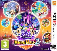 Игра Disney Magical World 2 (3DS)