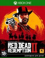Игра Red Dead Redemption 2 (RDR 2) (XBOX One, русская версия)