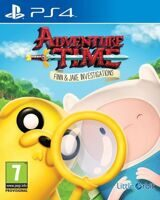Игра Adventure Time: Finn & Jake Investigations (PS4)