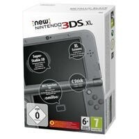 New Nintendo 3DS XL Black (Чёрный)