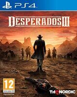 Игра Desperados III (PS4, русская версия)