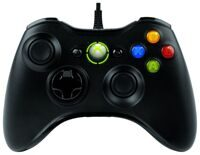 Проводной геймпад Microsoft XBOX 360 Controller for Windows (XBOX 360)