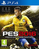 Игра Pro Evolution Soccer 2016 (PES 16) (PS4, русская версия)