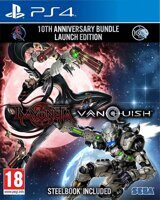 Игра Bayonetta & Vanquish 10th Anniversary Bundle (PS4)