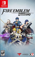 Игра Fire Emblem Warriors (Nintendo Switch)