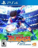 Игра Captain Tsubasa Rise of New Champions (PS4)