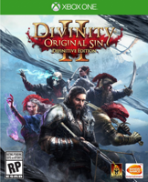 Игра Divinity: Original Sin II. Definitive Edition (XBOX One, русская версия)
