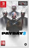 Игра PAYDAY 2 (Nintendo Switch, русская версия)