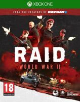 Игра RAID World War II  (XBOX One, русская версия)