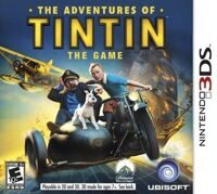 Игра The Adventures of Tintin: The Game (3DS)