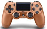Контроллер Sony DualShock 4 V2 Metallic Copper