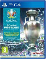 Игра eFootball PES 2020. UEFA EURO 2020 (PS4)