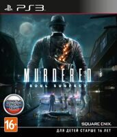 Игра Murdered: Soul Suspect (PS3, русская версия)
