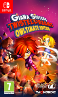 Игра Giana Sisters: Twisted Dream Owltimate Edition (Nintendo Switch, русская версия)