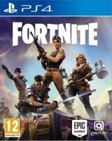 Игра Fortnite (PS4, русская версия)