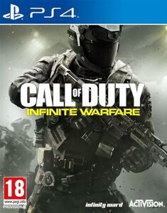 Игра Call of Duty: Infinite Warfare (PS4, русская версия)