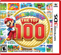 Игра Mario Party: The Top 100 (3DS)