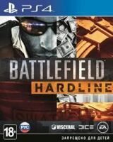 Игра Battlefield: Hardline (PS4, русская версия)
