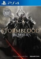 Игра Final Fantasy XIV: StormBlood (PS4)