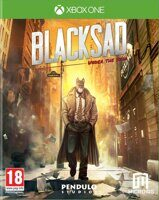 Игра Blacksad: Under The Skin Limited Edition (XBOX One, русская версия)