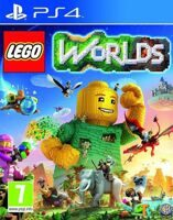 Игра LEGO Worlds (PS4, русская версия)