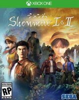 Игра Shenmue 1 & 2 HD Remaster (XBOX One)