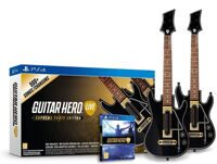 Игра Guitar Hero Live Supreme Party Edition (2 гитары + игра) (PS4)