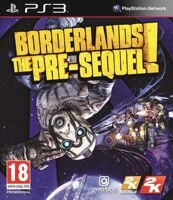 Игра Borderlands: The Pre-Sequel (PS3, русская версия)