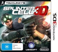 Игра Tom Clancy's.Splinter Cell (3DS)