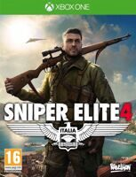 Игра Sniper Elite 4 Limited Edition (XBOX One, русская версия)