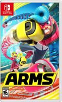 Игра Arms (Nintendo Switch, русская версия)