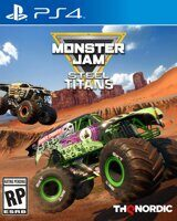 Игра Monster Jam Steel Titans (PS4)
