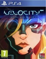 Игра Velocity 2X: Critical Mass Edition (PS4)