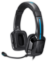 Стереогарнитура Tritton Kama Stereo Headset Black