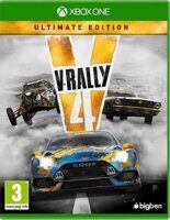 Игра V-Rally 4 Ultimate Edition (XBOX One, русская версия)