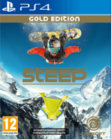 Игра Steep Gold Edition (PS4, русская версия) Б/У
