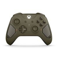 Геймпад Microsoft Xbox One S Wireless Controller Bluetooth 3.5 Special Edition Combat Tech (XBOX One S)