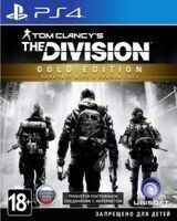 Игра Tom Clancy's The Division Gold Edition (PS4, русская версия)