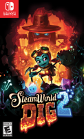 Игра SteamWorld Dig 2 (Nintendo Switch, русская версия)
